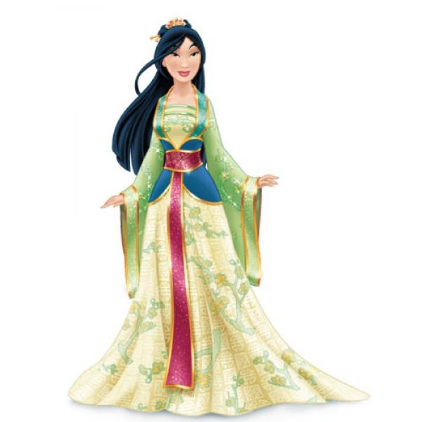 Princess Fa Mulan