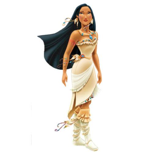 Pocahontas_dress